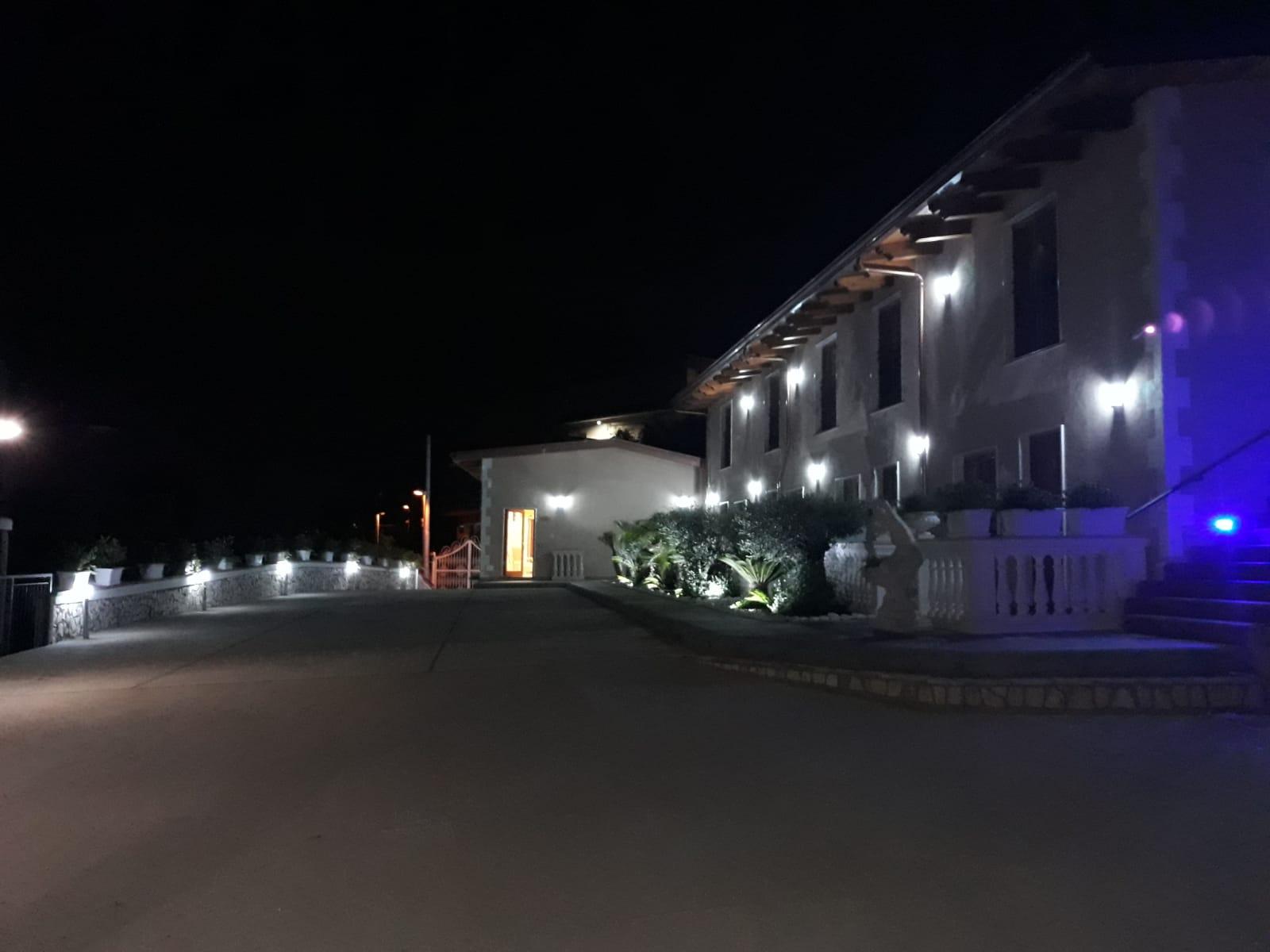 Villa Catiè - FACCIATA ESTERNA